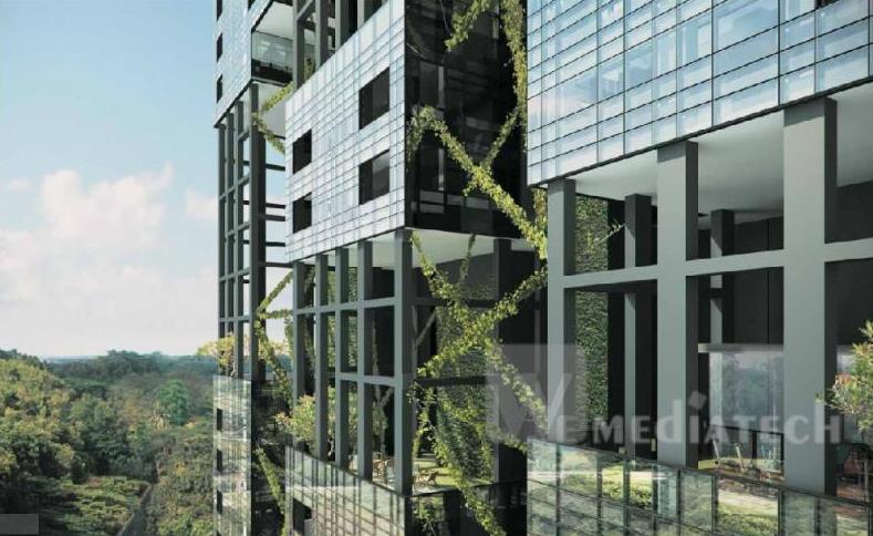 新加坡房产 Nouvel 18 D10区