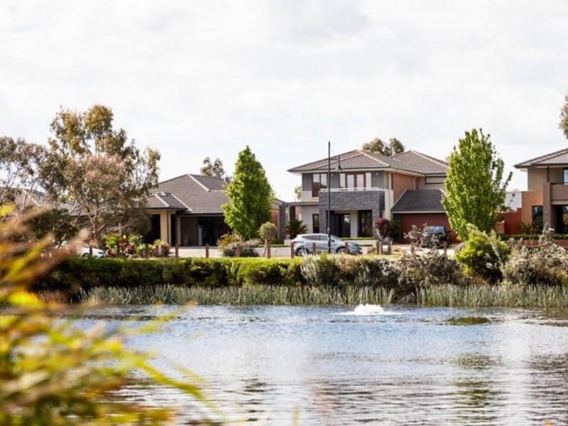 墨尔本东南【Botanic Ridge】成熟设施独栋别墅,编号47478