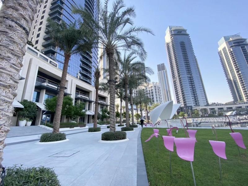 迪拜地产:迪拜云溪港,水岸住宅公寓,房价上涨绝对指标