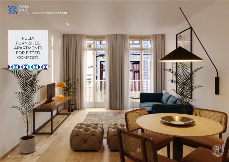 葡萄牙波尔图房产:艺术酒店公寓 19万欧起