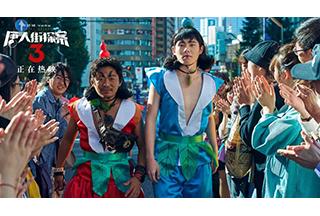 看完《唐人街探案3》东京取景地,日本观众直呼:中国剧组太有钱了!