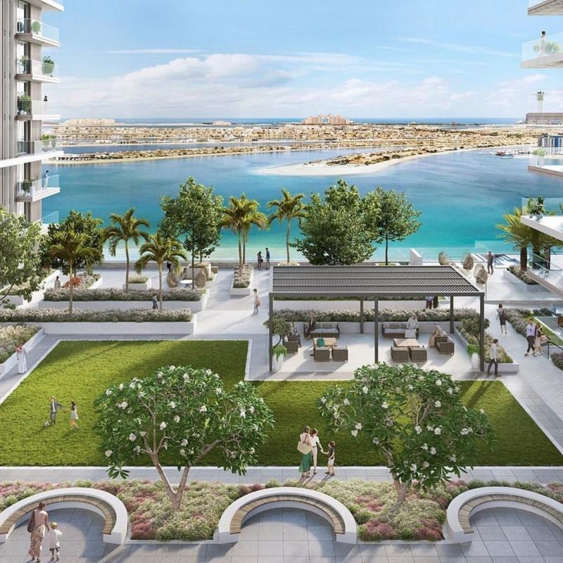 迪拜王子岛,棕榈岛海景房,Elie Saab品牌住宅公寓
