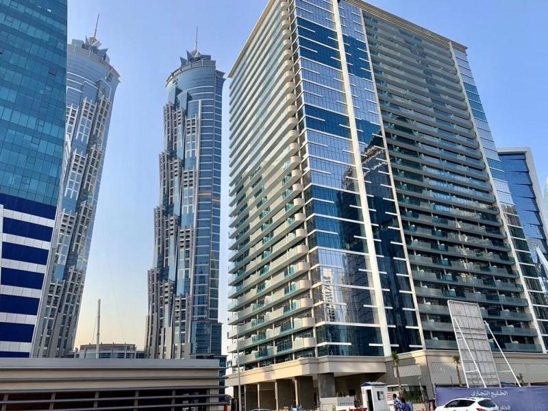 迪拜房产:迪拜市中心,地铁房,毗邻万豪酒店,梅拉诺大厦