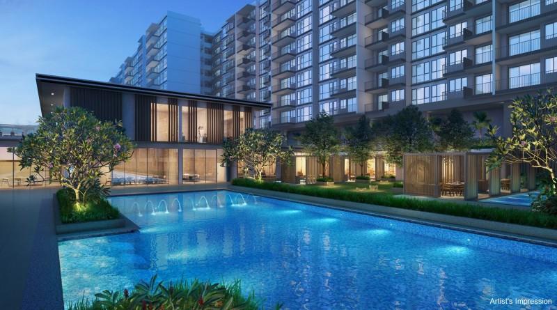 新加坡性价比的淡宾尼度假式公寓 - 聚宝园