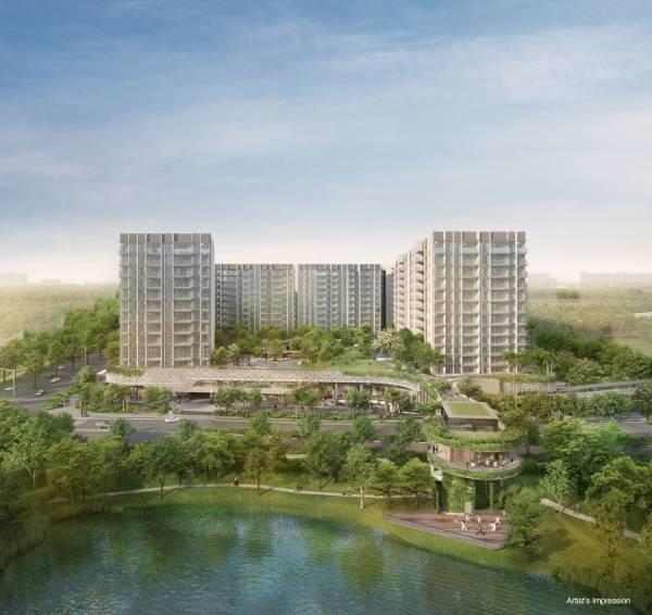 新加坡中部优质公寓,邻美国国际学校地铁,商场,公园-桦丽居