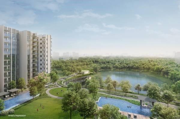 新加坡中部优质公寓,邻美国国际学校地铁,商场,公园-桦丽居,编号47705