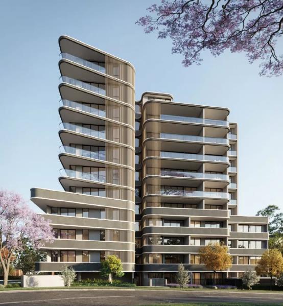 悉尼经典项目--(The Gallery)豪华公寓项目