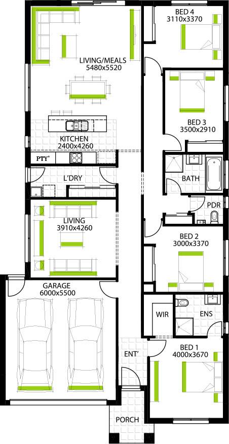 澳洲房产 威尔士房屋$ 485,752,编号47735
