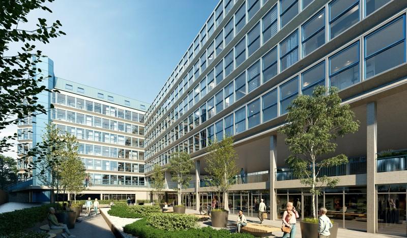 英国-泰恩河畔纽卡斯尔市中心开发项目,130万人民币起