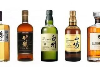 世界第四大威士忌酒生产国—日本威士忌的故事