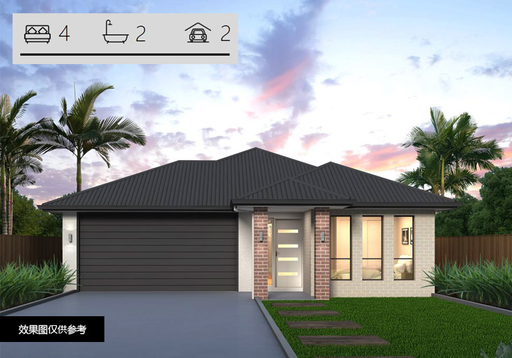 墨尔本西区【Savana】完善设施独栋别墅社区