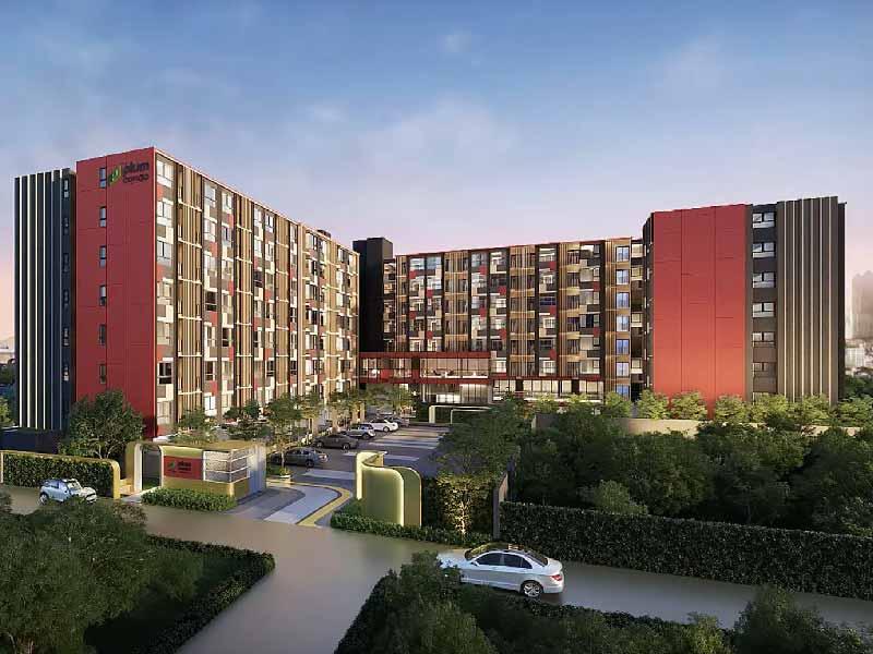 普夏素坤逸97,曼谷素坤逸核心区最低价准现房,距地铁500米