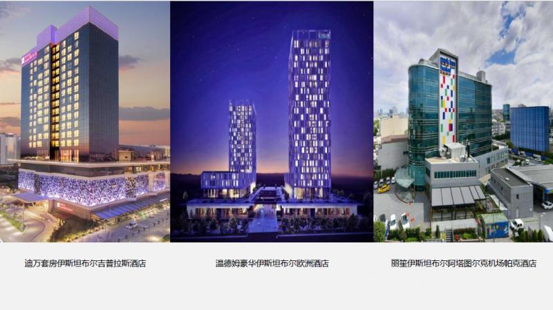 土耳其伊斯坦布尔G 天塔 行政酒店公寓