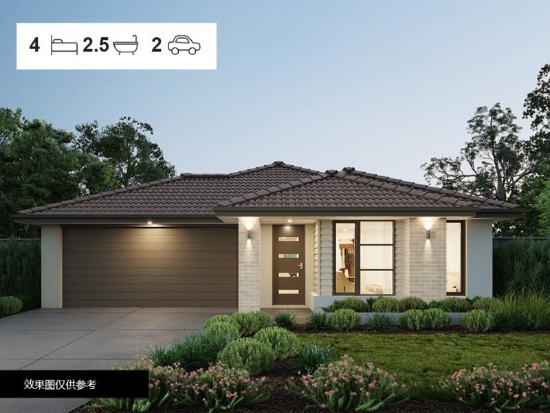 墨尔本东南 Botanic Ridge 208平4居精装修
