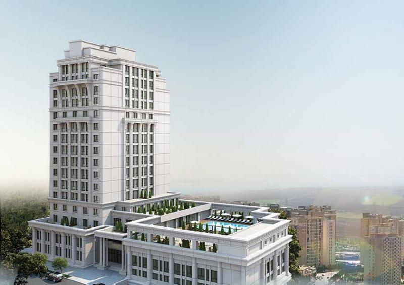 伊斯坦布尔房价:85万人民币起 运河旁豪华酒店公寓