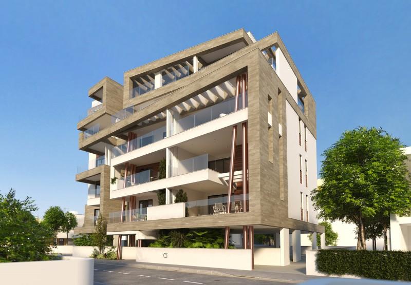 拉纳卡 市中心黄金好地段 2房公寓 投资自住出租朝南