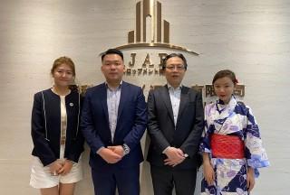 恭喜JAB客户购房后成功申请到高级人才签证