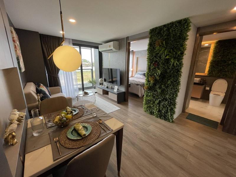 泰国芭提雅公寓 Eco Resort Bangsaray