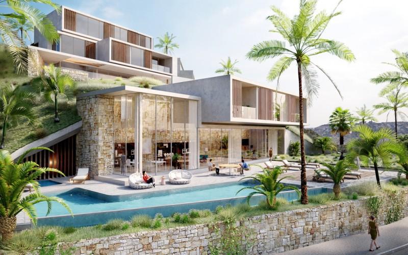 塞浦路斯 利马索尔 顶级豪华别墅房产 5房 期房超5星级