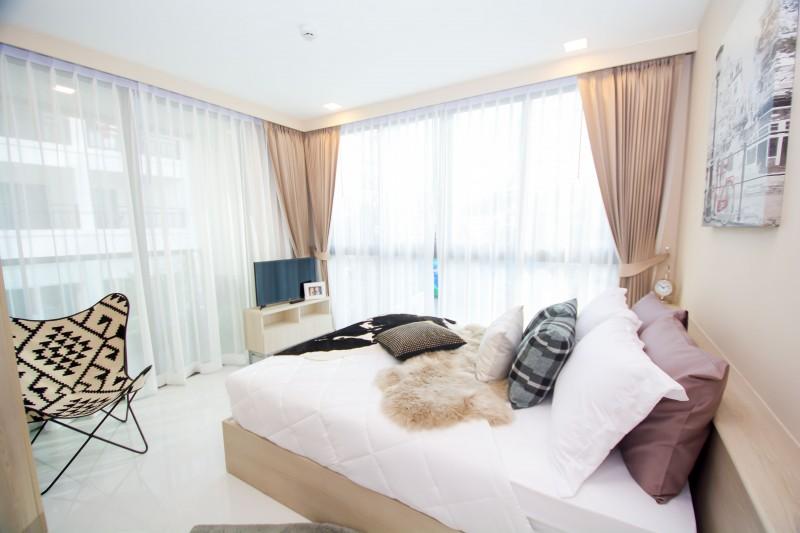 """芭提雅帕山""""云端""""海景公寓 Cloud Pattaya"""