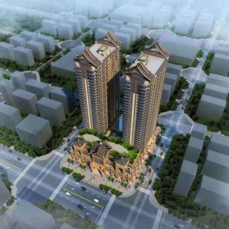 老挝磨丁国际经济特区 京投未来城 精装住宅总价仅17万/套