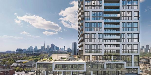多伦多东区37层城市绿洲水岸豪宅RIVER & FIFTH