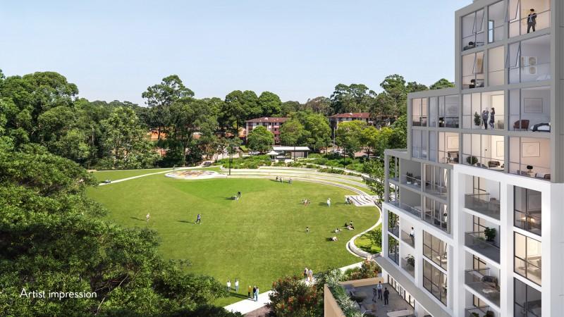 悉尼硅谷绿意环绕的全新高端住宅!