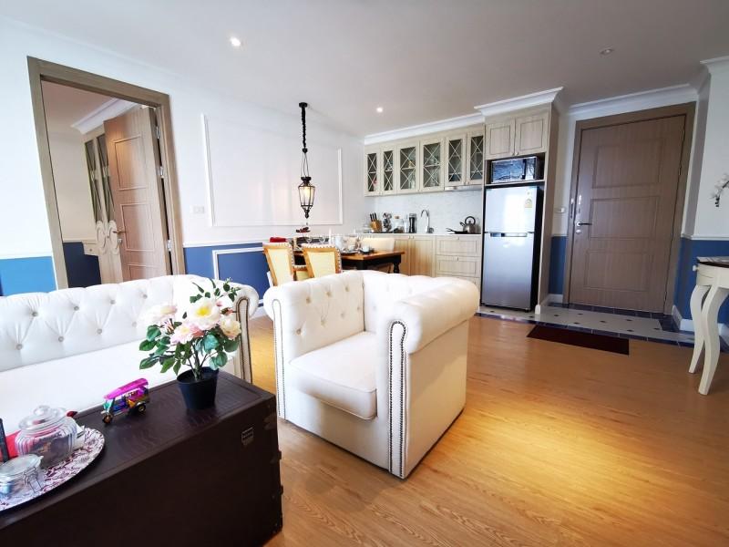 芭提雅七海公寓二期 D527-49sqm