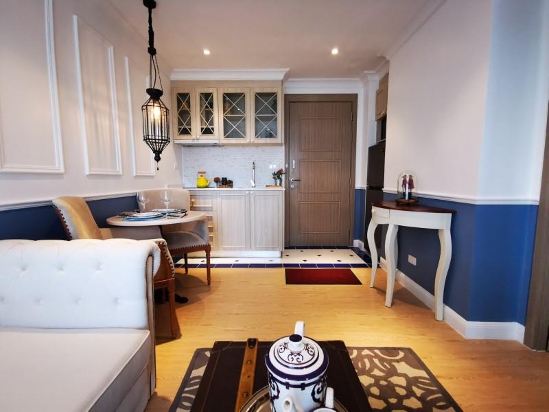 芭提雅七海公寓二期 B624-32sqm