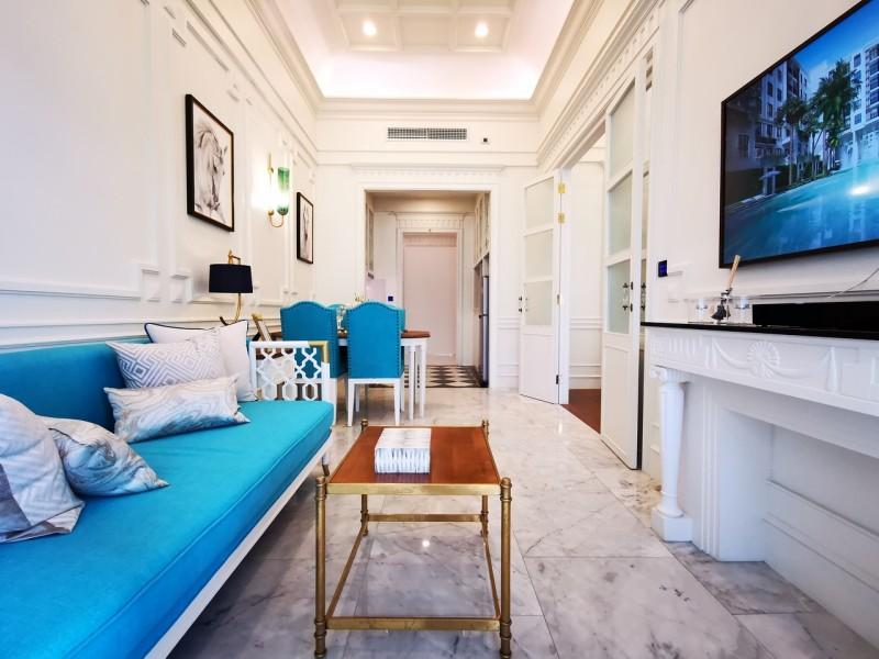 芭提雅靠海公寓海洋地平线 - Poolvilla 65sqm