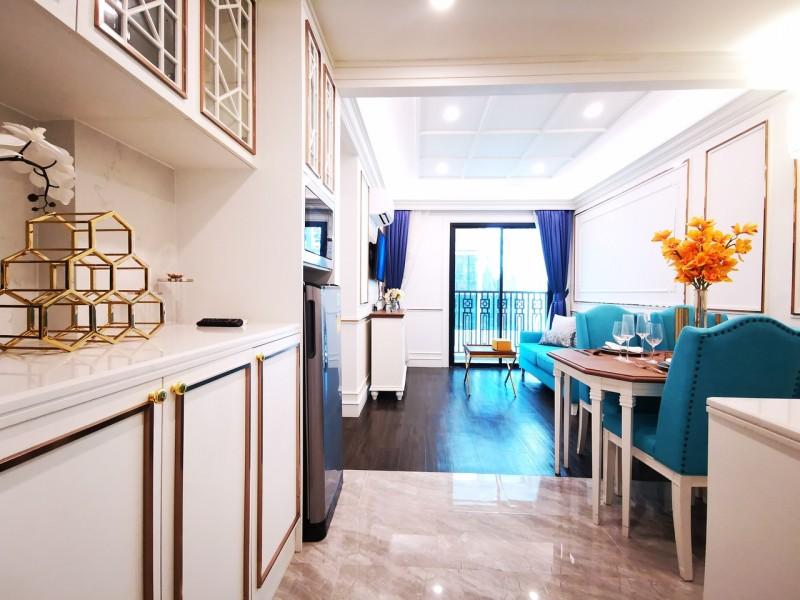 芭提雅靠海公寓海洋地平线Ocean Horizon 50平