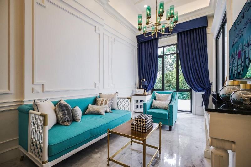 芭提雅靠海公寓海洋地平线 - Poolvilla 78sqm