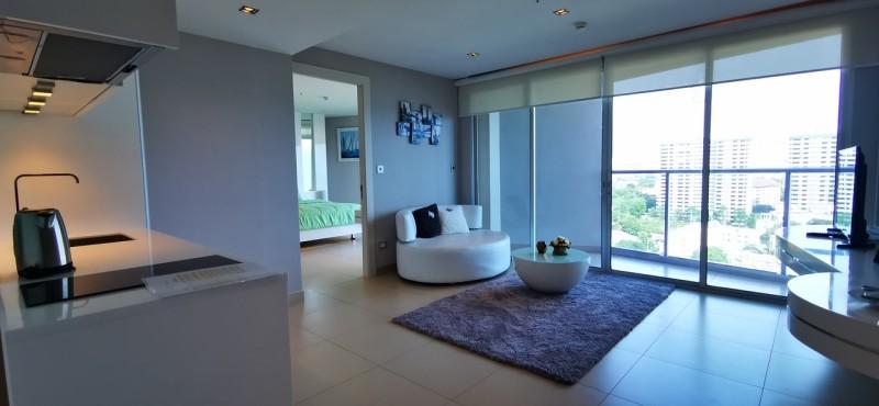 芭提雅帕山一线海景公寓Sands-51.3sqm