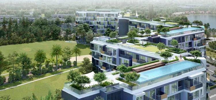 普吉岛海天苑SKYPARK精品公寓 仅60万人民币起