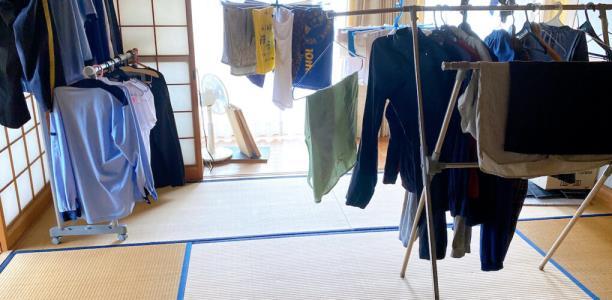 在日本的雨季,如何防止公寓受潮发霉