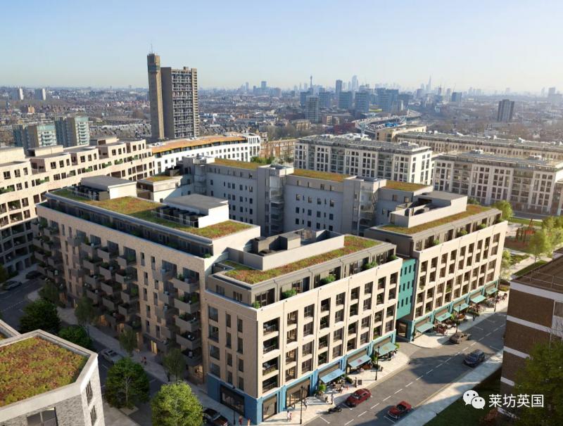 英国房产伦敦公寓 - 伦敦诺丁山项目(伦敦富人区)