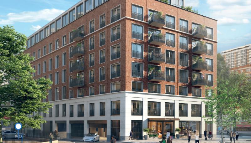 英国房产英国公寓-伦敦马里波恩25号(伦敦富人区)