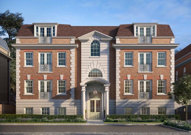 英国房产英国伦敦公寓 - 伦敦温莎城堡附近豪宅
