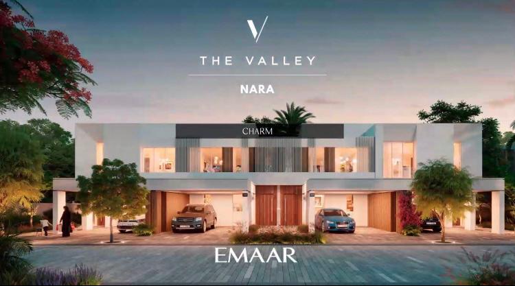 超长免息分期付款计划!138万买迪拜优质开发商三房别墅!,编号48533