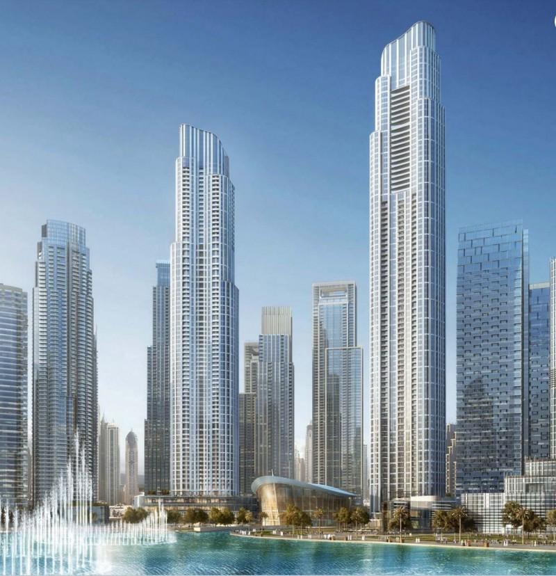迪拜房产:迪拜市中心,顶级豪宅IL Primo,伊玛尔开发商