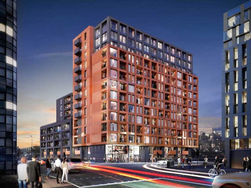 英国房产曼城公寓 -  曼城地标
