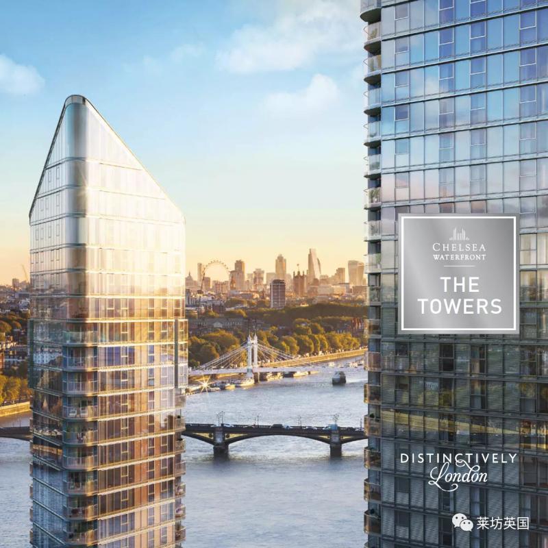 英国房产伦敦公寓 - 切尔西河滨河畔项目