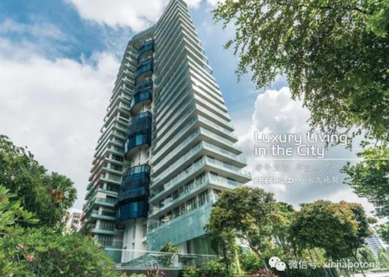 水晶阁-新加坡乌节路现房,永久地契,居然单价只需每英尺2265元起