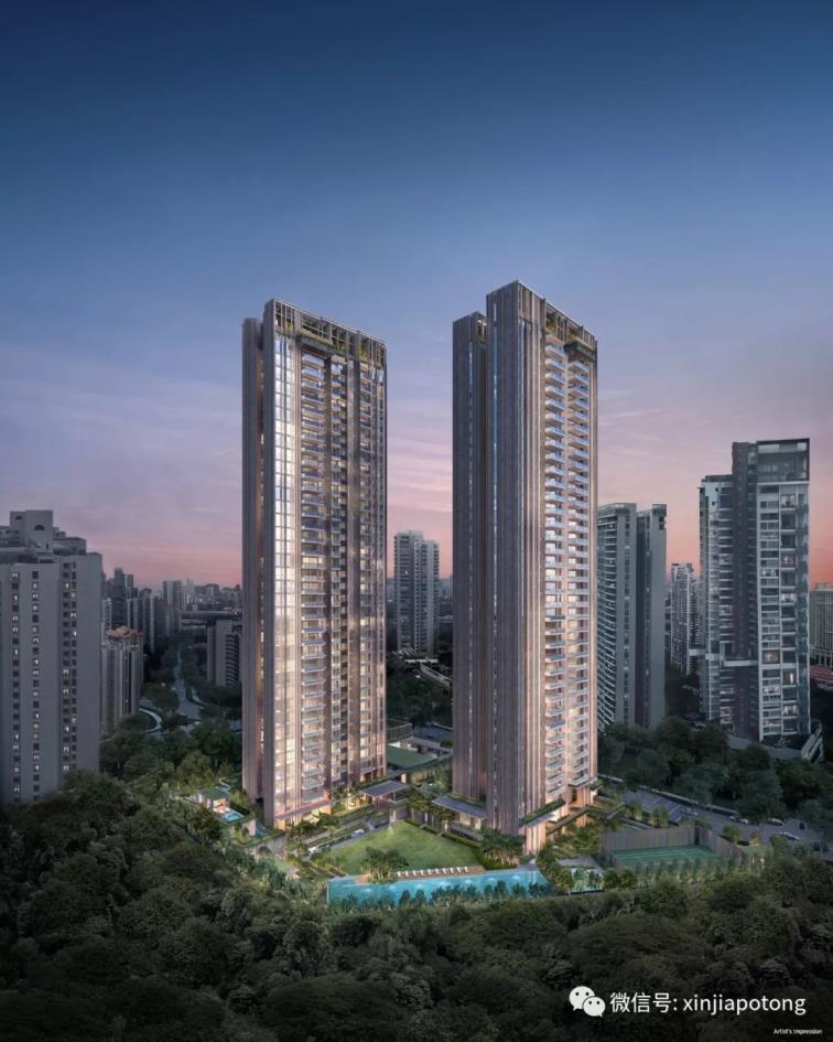 新加坡中央核心区,永久地契,大平层,重新定义豪宅,彰显您身份的收藏品