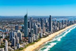今年第一季度,澳大利亚的豪宅销量同比飙升58%