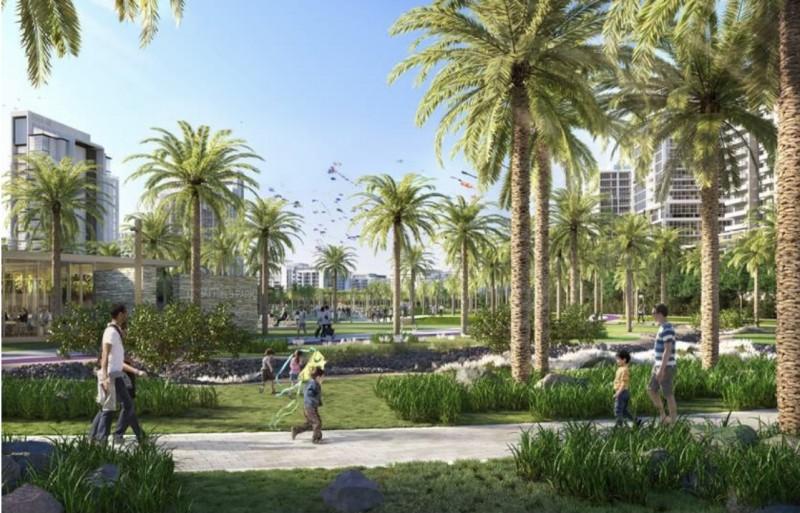"""全家都能享受""""绿卡""""的迪拜山庄学区房公寓!"""