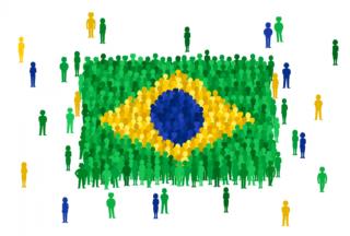 巴西人口2020总人数有多少