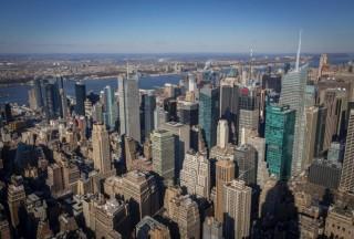 纽约的交易盖过了郊区的销售