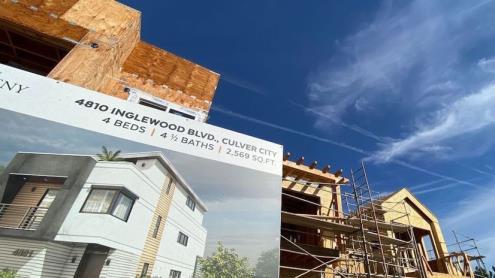 美国尽管房价创历史新高,但新房销售反弹