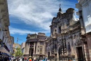厄瓜多尔的首都是哪里?